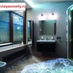 Коллекция оформления наливных полов в ванне
