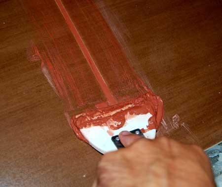Реставрация швов кафельной плитки