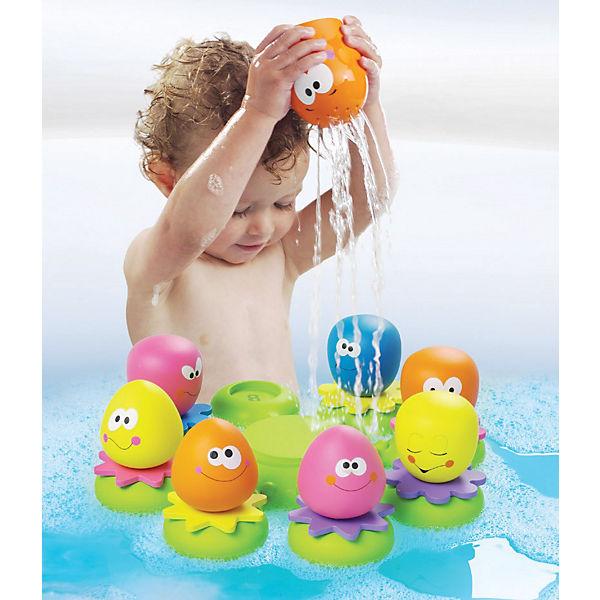Делаем купание ребенка приятным