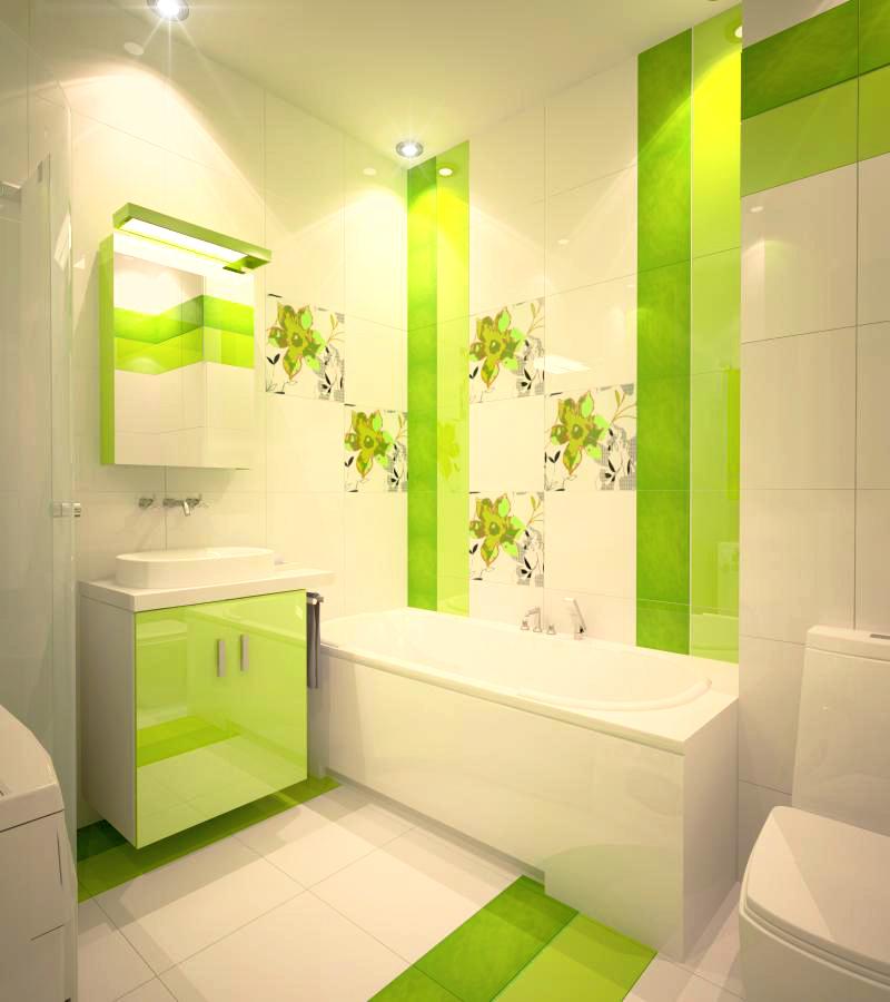 Дизайн ванной комнаты 2х2 м