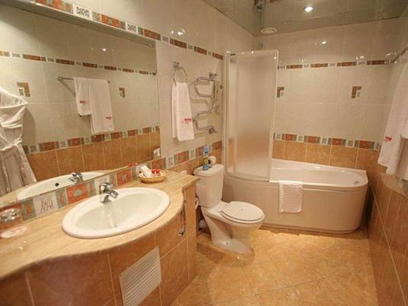 Дизайн ванной комнаты 2на2 м