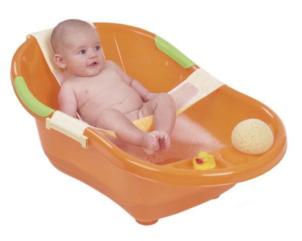 Гамак для купания ребенка