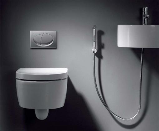 Гигиенический душ с термостатом