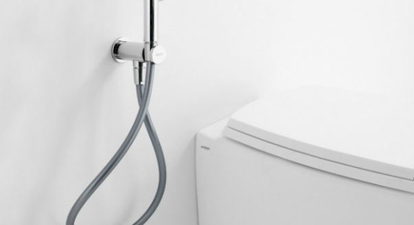 Гигиенический душ виды комплектов и правила монтажа