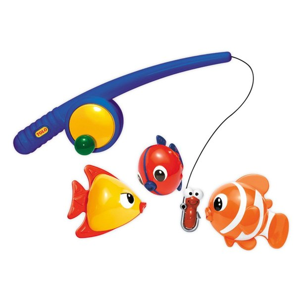 Игрушка Рыбалка магнитная