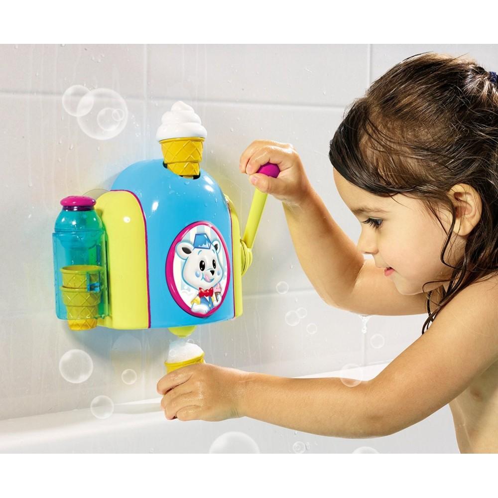 Игрушка для ванной с применением воды