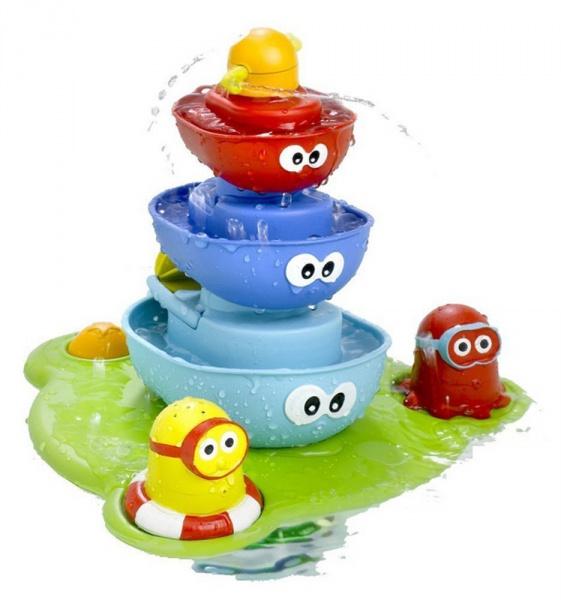 Игрушка фонтан для купания