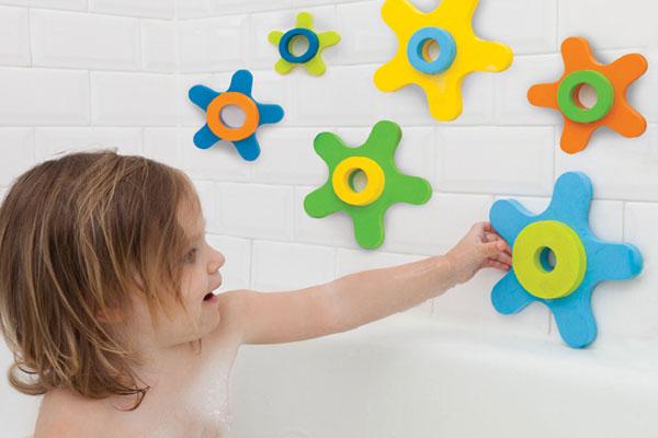 Наклейки игрушки в ванну