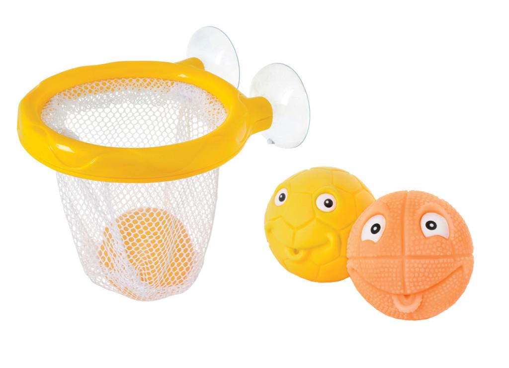 Веселый баскетбол для ванной
