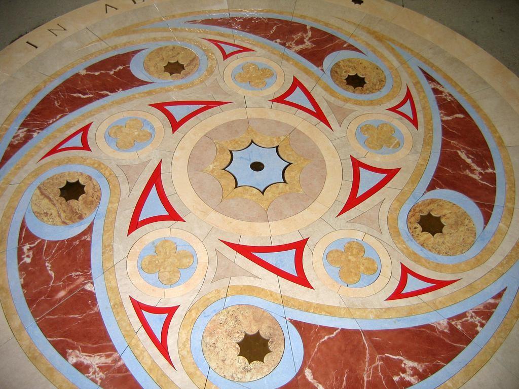 гидроабразивная обработка керамогранитной плитки