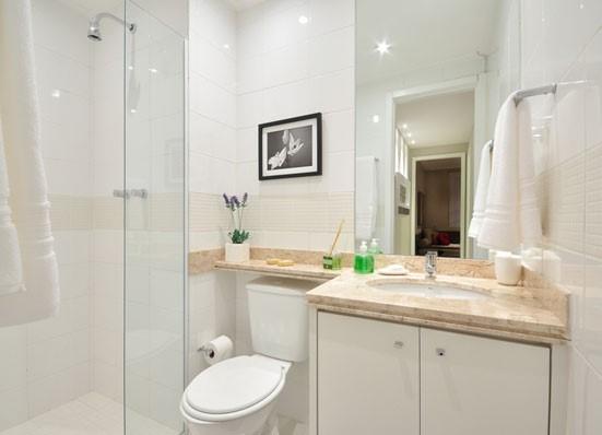 идеи обустройства маленькой ванной