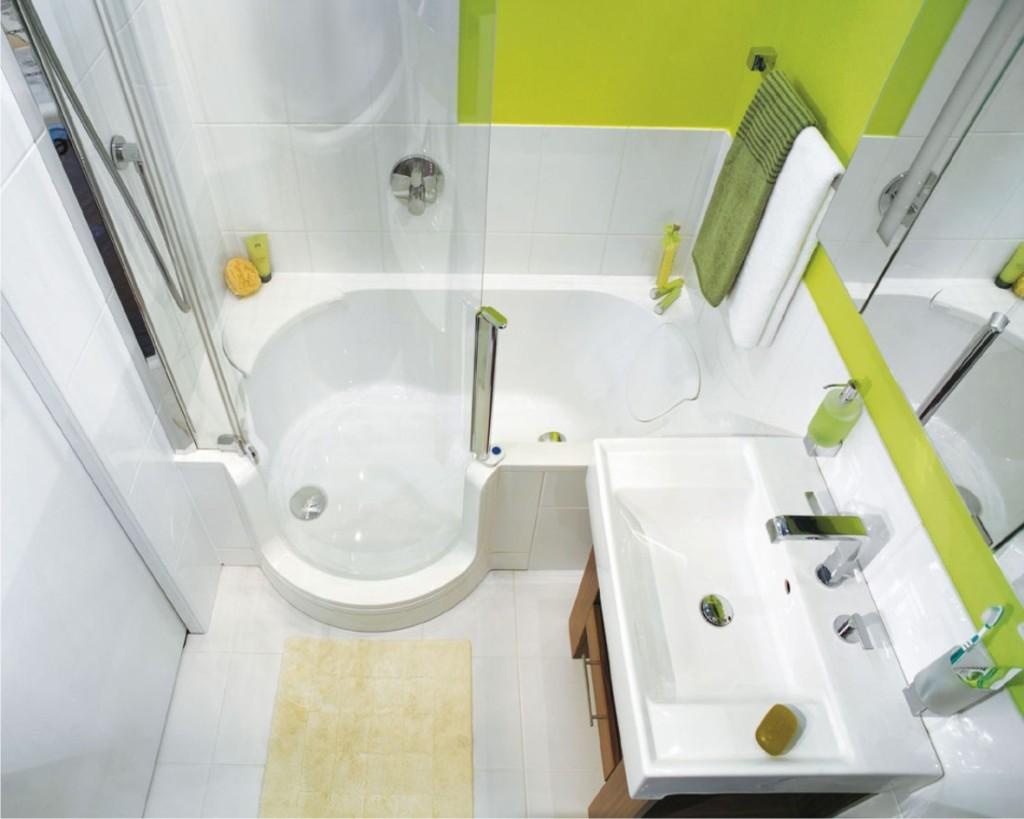 Дизайн для ванны и туалета в хрущевке