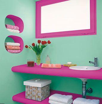 Акриловая краска для отделки комнаты