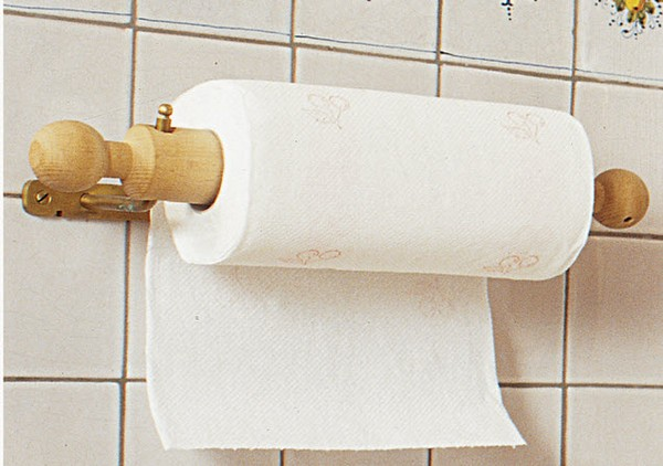 Держатель для полотенец бумажных своими руками