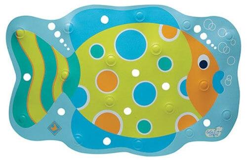 Детский резиновый коврик для ванной