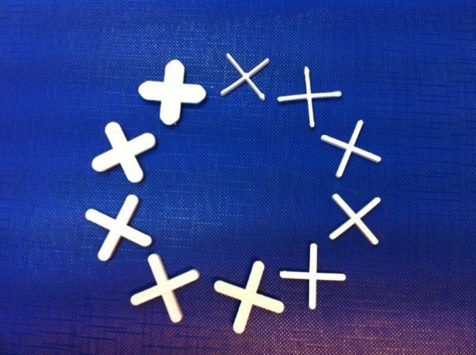 Размер, варианты крестиков для плитки на пол