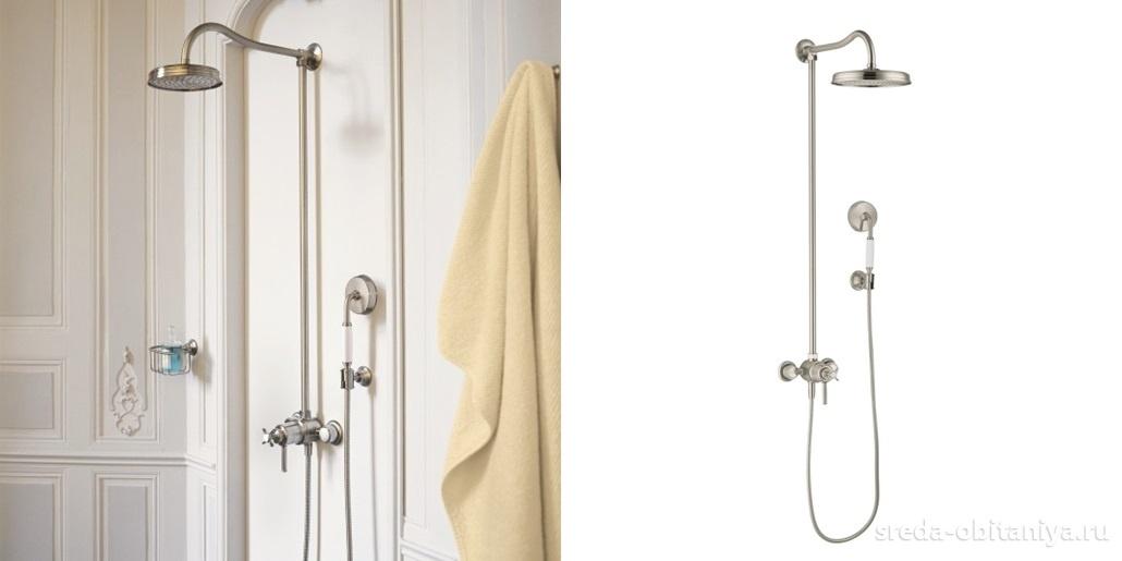 Наружный душ