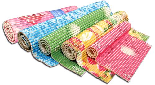 ПВХ-коврики для ванной
