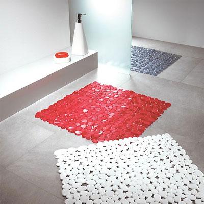 Резиновые коврики для ванной комнаты
