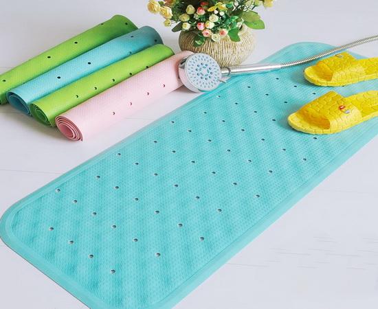 Резиновые коврики разных цветов