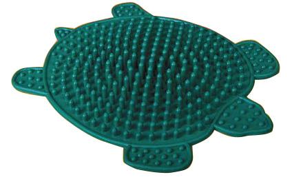 Резиновый коврик в виде черепахи