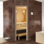 Сауна в ванной в квартире