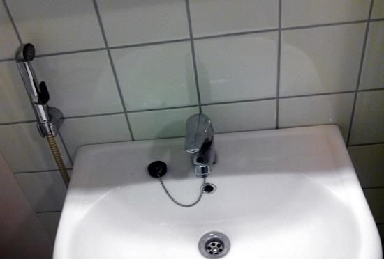 Смеситель с гигиеническим душем