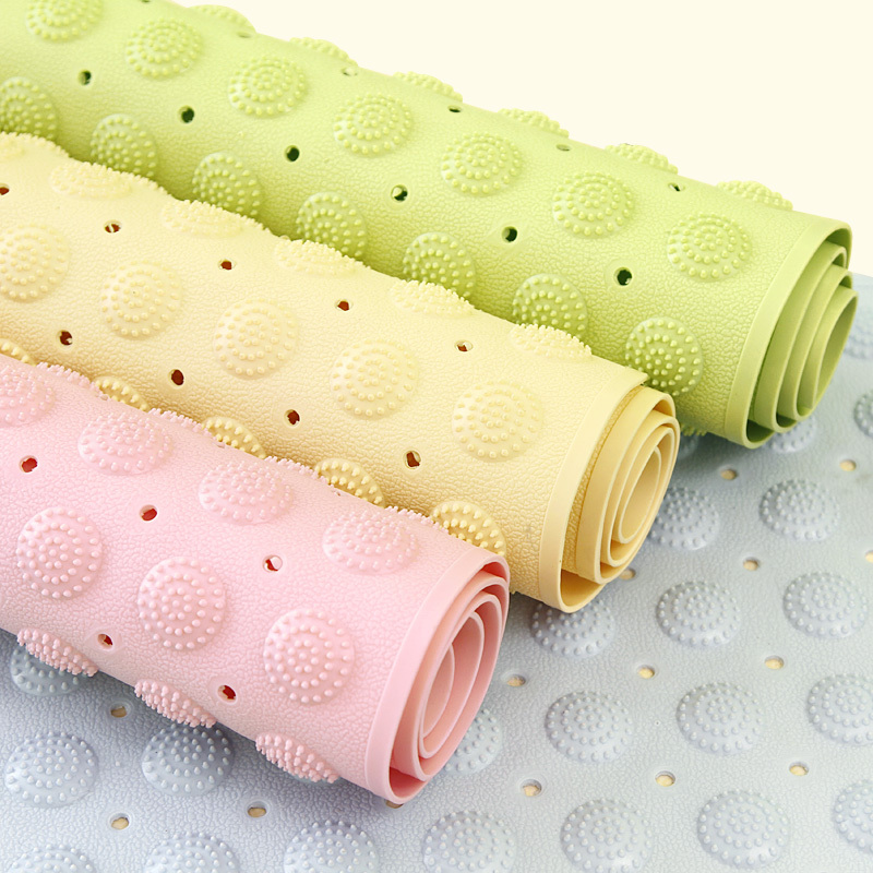 Стильные коврики для ванной