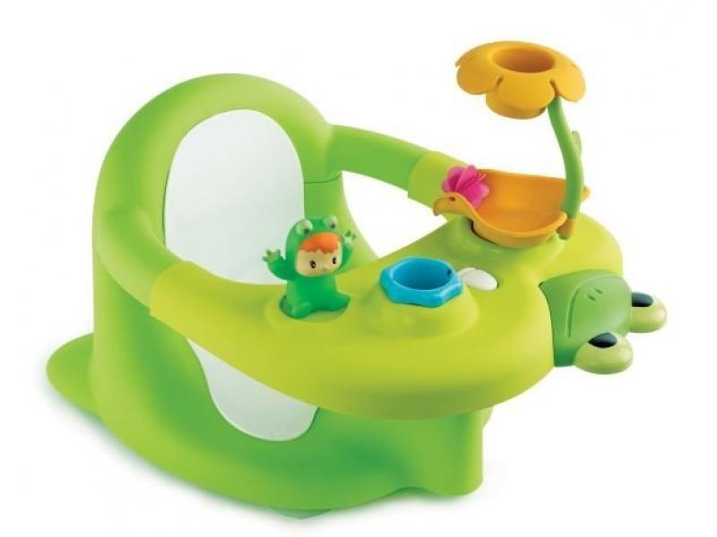 Стульчик для ванной с игрушками