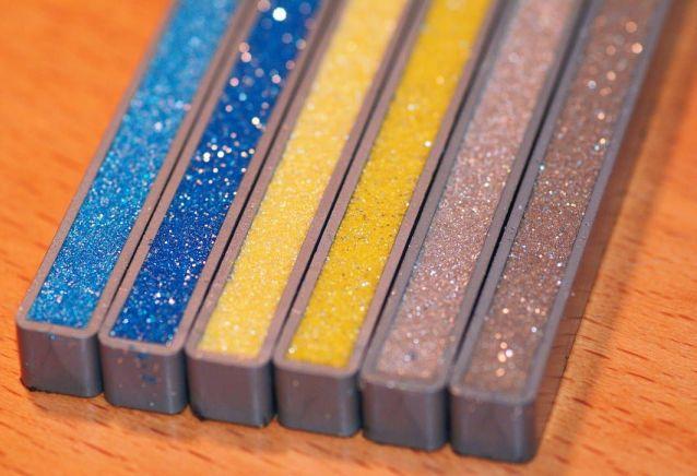 Виды цветной затирки для плитки