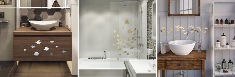 Акриловый декор для ванной