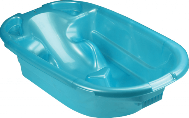 Анатомическая ванночка для купания ребенка