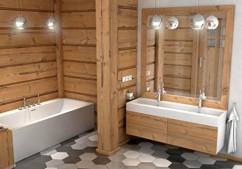Делаем ванную комнату удобной
