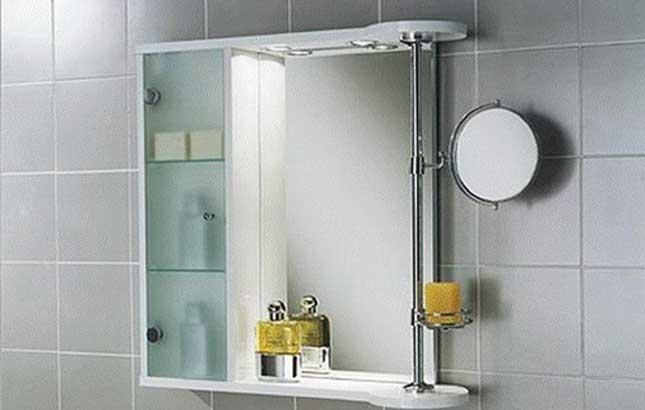 Несколько видов зеркал