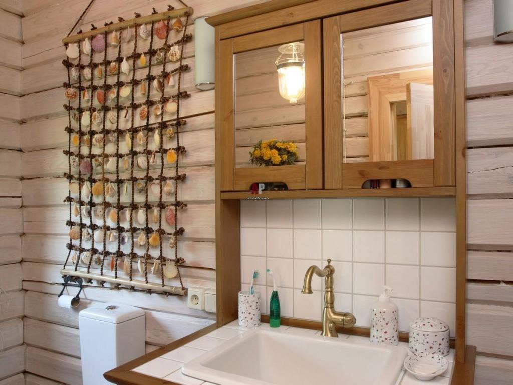 Декор для ванной своими руками из ракушек своими руками 50