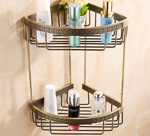 Полочка для ванной комнаты из нержавеющей стали
