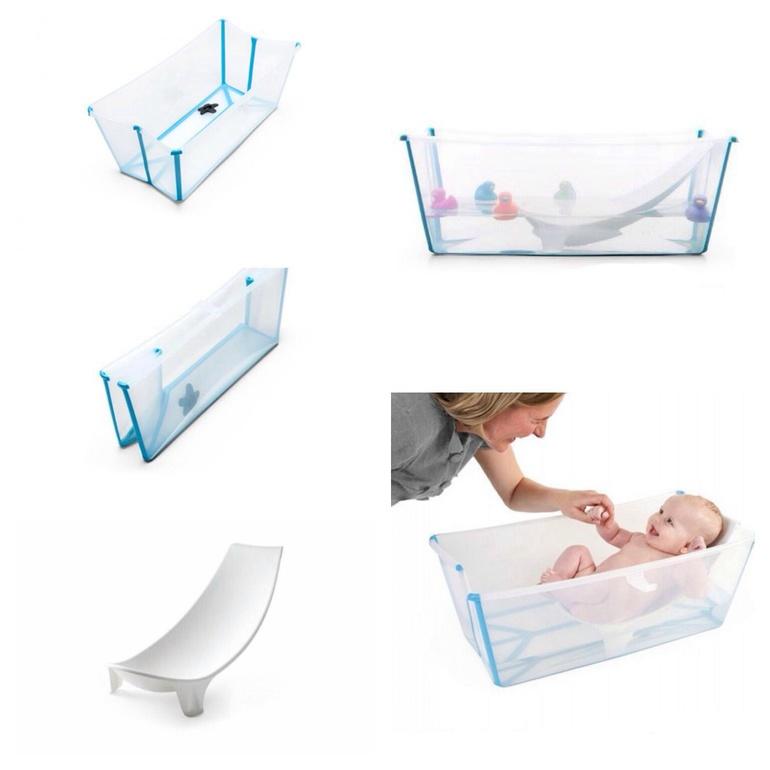 Складная ванночка Stokke Flexi