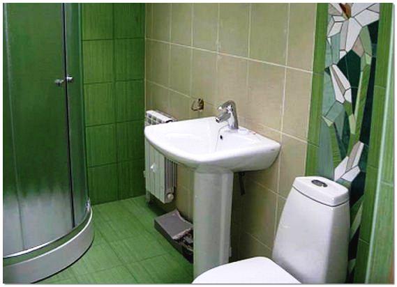 Современный ремонт ванной комнаты в хрущевке