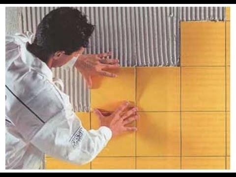 Стандартная укладка плитки