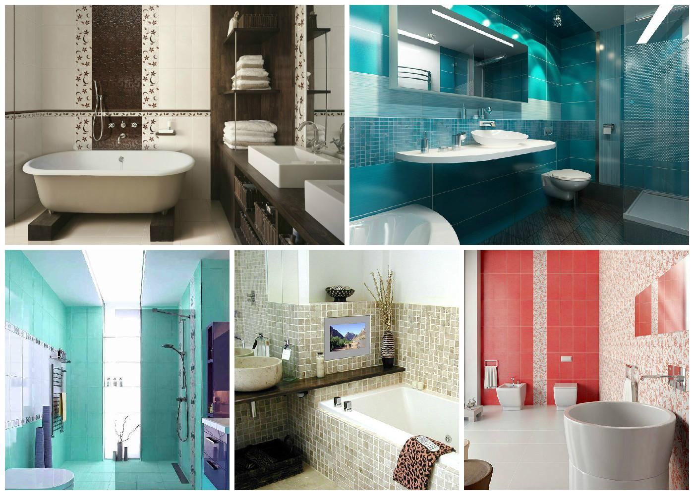 Чем можно еще отделать стену кроме плитки в ванне
