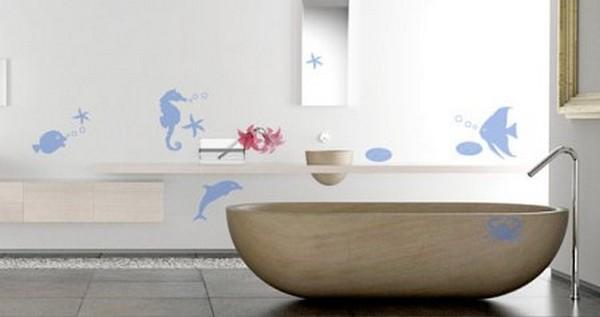Можно ли клеить самоклеящуюся пленку в ванной