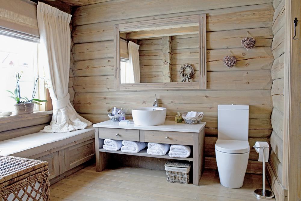 Внутренний дизайн ванной комнаты