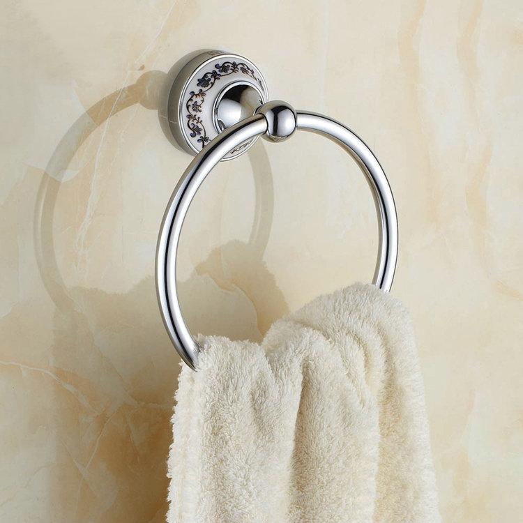 Античный полотенце держатель кольцо