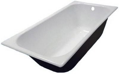 Чугунная ванна стандартная
