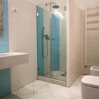 Дизайн современной ванной комнаты с маленьким размером