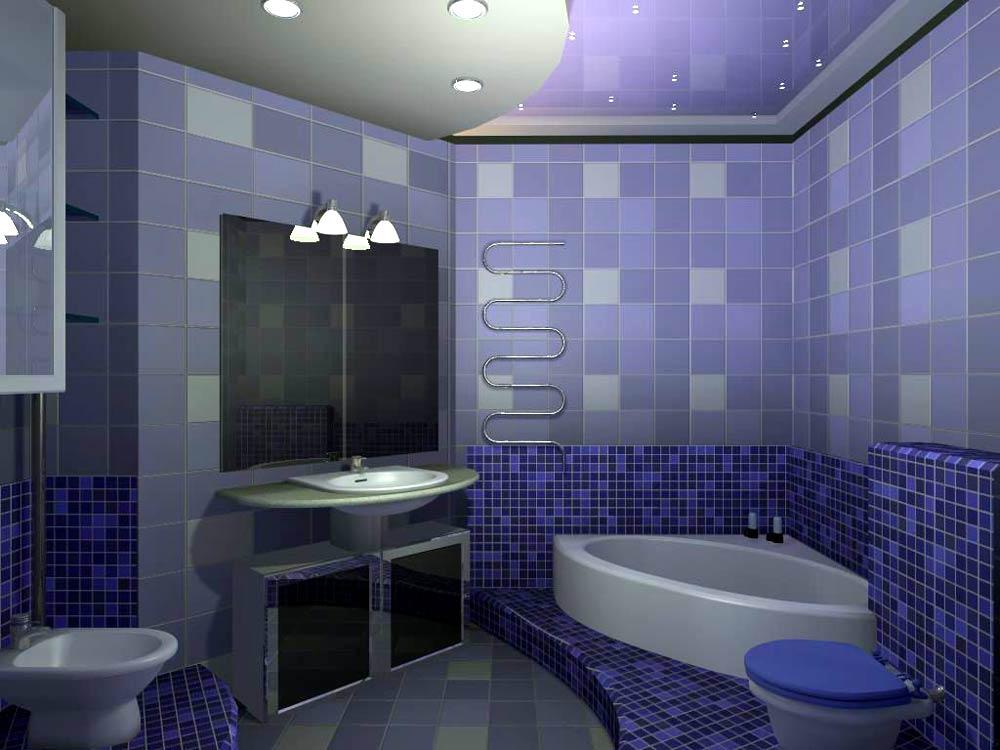 Дизайн ванной комнаты, квартиры, дома
