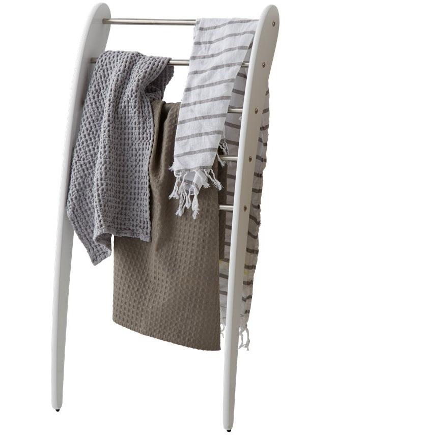 Где разместить полотенце в доме