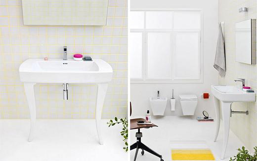 Итальянская сантехника и мебель для ванной комнаты