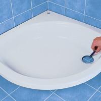 Как производится установка поддона в душ своими руками