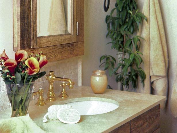 Какие растения идеально подходят для ванны без окна